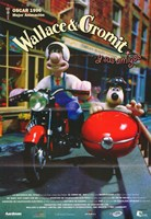 "Wallace & Gromit: The Best of Aardman Animation - 11"" x 17"""