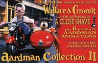 """Wallace & Gromit: The Best of Aardman Animation Poster - 17"""" x 11"""""""