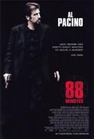 88 Minutes Al Pacino Fine Art Print