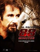 """88 Minutes Clock - 11"""" x 17"""""""