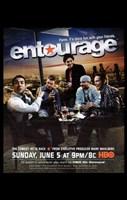 "Entourage, style A - 11"" x 17"", FulcrumGallery.com brand"