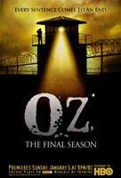 "Oz Final Season - 11"" x 17"", FulcrumGallery.com brand"