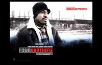 "Four Brothers - Jeramiah Mercer - 17"" x 11"""