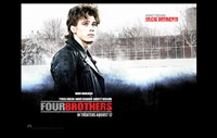 """Four Brothers - Jack Mercer - 17"""" x 11"""""""