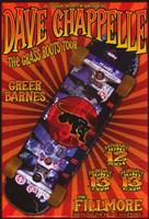 "Chappelle's Show Skateboard - 11"" x 17"""