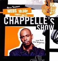 "Chappelle's Show Orange - 11"" x 17"""