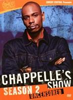 """Chappelle's Show Season 2 - 11"""" x 17"""""""