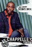 "Chappelle's Show New Season - 11"" x 17"""