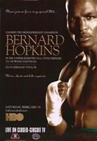 "Bernard Hopkins vs Howard Eastman - 11"" x 17"""