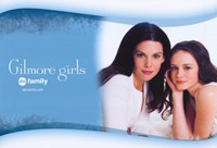 "Gilmore Girls - posing - 17"" x 11"", FulcrumGallery.com brand"