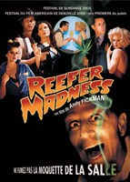 """Reefer Madness: The Movie Musical (French) - 11"""" x 17"""""""