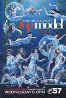 "America's Next Top Model - Dive in - 11"" x 17"""