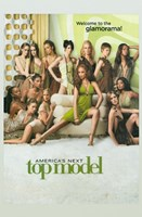 """America's Next Top Model - Welcome to the Glamorama - 11"""" x 17"""""""
