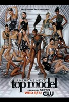 """America's Next Top Model - The Future has Arrived - 11"""" x 17"""""""
