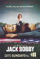 "Jack & Bobby - 11"" x 17"""