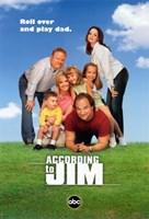 "According to Jim - Posed - 11"" x 17"""