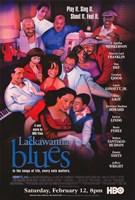 """Lackawanna Blues - 11"""" x 17"""""""