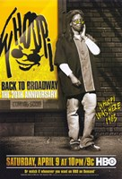 """Whoopi: Back to Broadway - The 20th Anniversary - 11"""" x 17"""""""