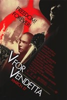 V for Vendetta Fine Art Print