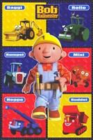"Bob the Builder - 11"" x 17"""