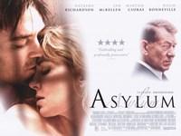 """Asylum - 17"""" x 11"""""""