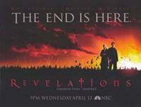 """Revelations - 17"""" x 11"""""""