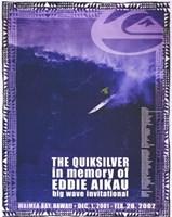 "Quiksilver Big Wave Invitational - 11"" x 17"""