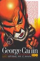 "George Carlin: Complaints and Grievances - 11"" x 17"""