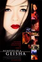 "Memoirs of a Geisha - characters - 11"" x 17"""
