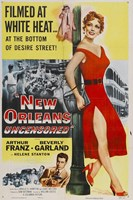 """New Orleans Uncensored - 11"""" x 17"""""""