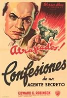 "Confessions of a Nazi Spy - 11"" x 17"""