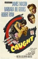 "Caught - 11"" x 17"", FulcrumGallery.com brand"
