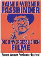 """Rainer Werner Fassbinder - 11"""" x 17"""""""