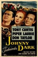 """Johnny Dark - 11"""" x 17"""""""