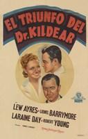 """Dr. Kildare's Crisis - 11"""" x 17"""" - $15.49"""
