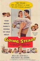 "Going Steady - 11"" x 17"", FulcrumGallery.com brand"