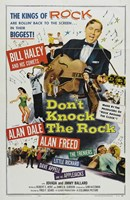 """Don't Knock The Rock - 11"""" x 17"""" - $15.49"""