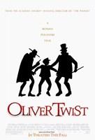 """Oliver Twist By Roman Polanski - 11"""" x 17"""""""