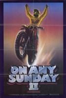 """On Any Sunday II - 11"""" x 17"""""""