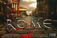 "Rome - Every City Has Its Secrets - 17"" x 11"" - $15.49"