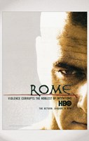 "Rome - Violence Corrupts - 11"" x 17"" - $15.49"