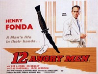 "12 Angry Men - 17"" x 11"", FulcrumGallery.com brand"