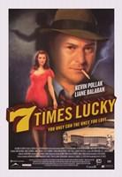 "Seven Times Lucky - 11"" x 17"""
