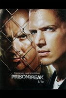 "Prison Break (TV) Michael & Lincoln Faded - 11"" x 17"""