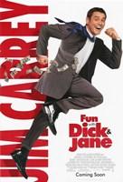 "Fun with Dick and Jane Carrey - 11"" x 17"""