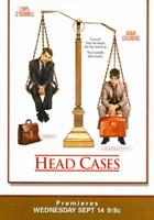 """Head Cases - 11"""" x 17"""""""