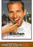 """Kitchen Confidential - 11"""" x 17"""""""