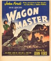 """Wagon Master - 11"""" x 17"""""""
