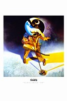 "Elvis Circa '69 by Ron English - 11"" x 17"""