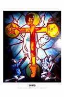 The Ascension of Elvis Fine Art Print
